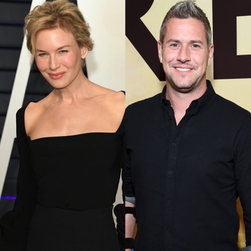 """See Ant Anstead Kiss Renée Zellweger During """"Late Night"""" Adventure in New Orleans"""