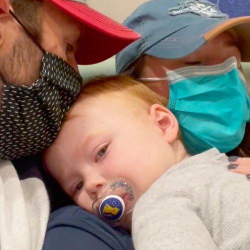 Jamie Otis and Doug Hehner's 17-Month-Old Son Hospitalized With RSV