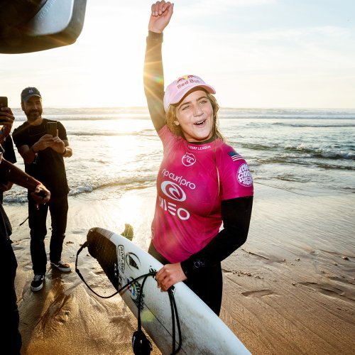 How Caroline Marks Plans to Make Surfing the New Must-See Olympics Event