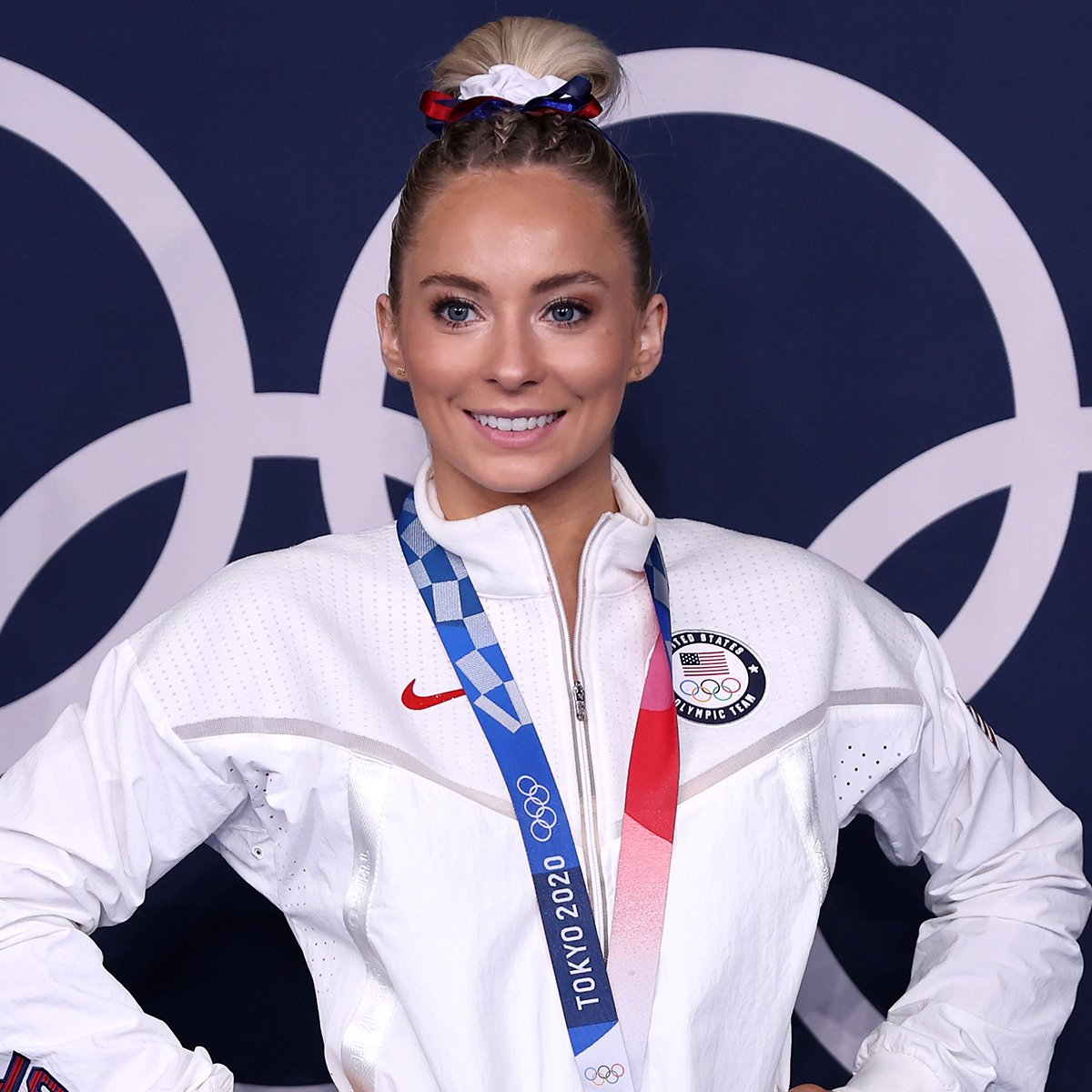Gymnast MyKayla Skinner Wins First Olympic Medal in Glorious Comeback