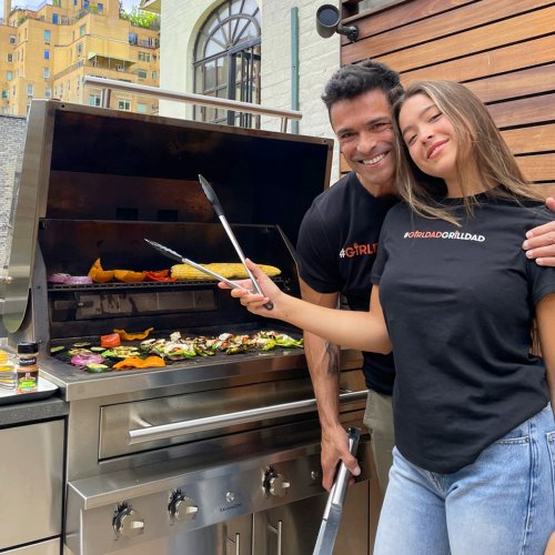 Mark Consuelos Serves Up His Father's Day Gift Guide for Grill Dads