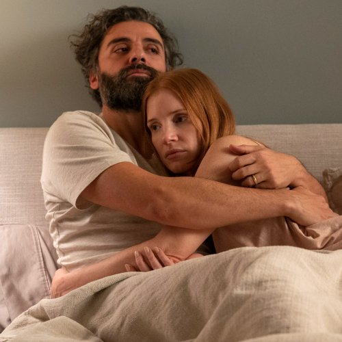 This Was Jessica Chastain's One Condition For Doing Nude Scenes With Oscar Isaac