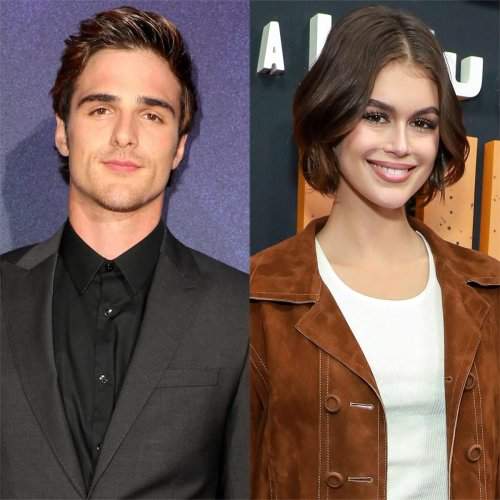 Kaia Gerber and Jacob Elordi Can't Keep Their Hands Off Each Other in Racy Birthday Post