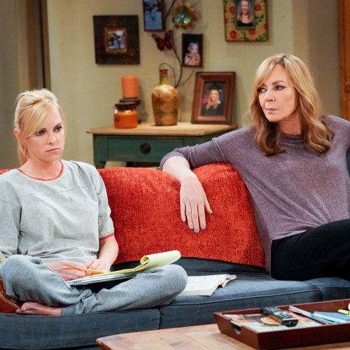 Why Anna Faris Didn't Appear on Mom's Series Finale