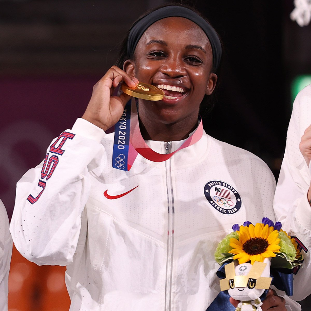 Meet the Olympic Gold Medalist Who Joined the Women's 3x3 Basketball Team Just 11 Days Ago