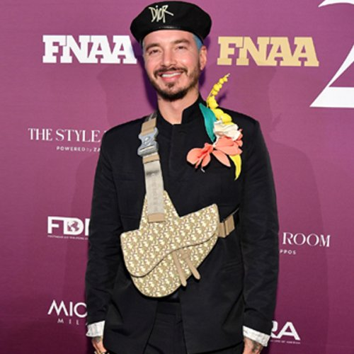 J Balvin's Best Fashion Moments Prove He's Not Afraid to Be Bold