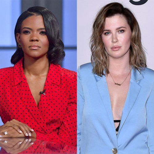 """Ireland Baldwin Calls Out """"Hateful"""" Candace Owens For """"Foul"""" Take on Alec Baldwin Movie Shooting"""