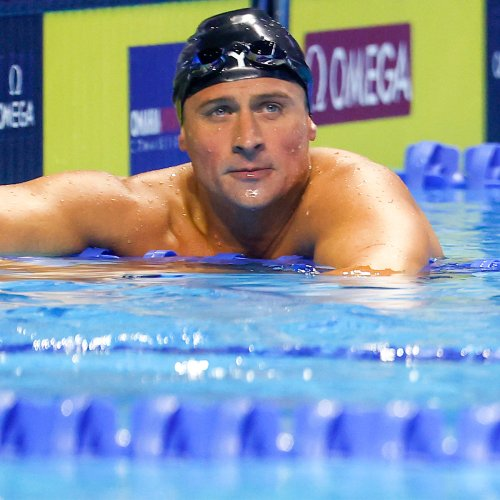 Ryan Lochte Gets Emotional as He Fails to Qualify for Tokyo Olympics