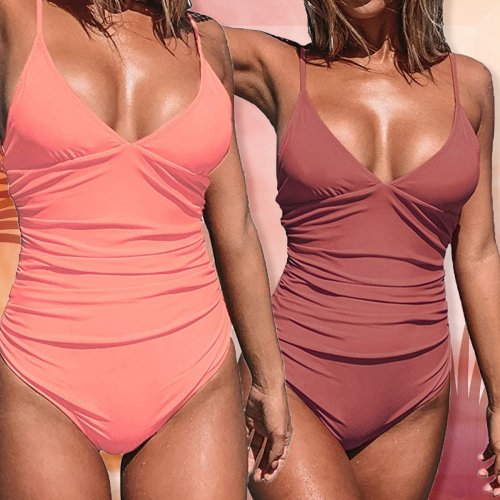 This $30 Swimsuit Has 3,300+ Five-Star Amazon Reviews