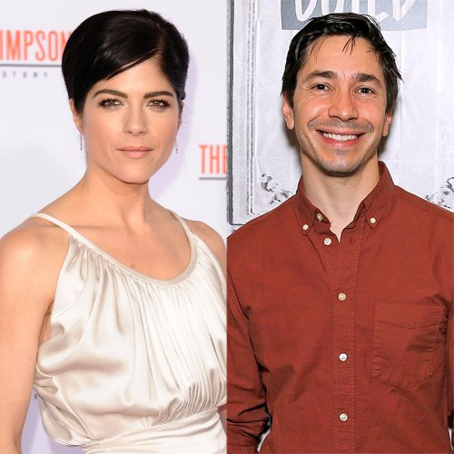 """Selma Blair Jokes She Can """"See Why"""" Justin Long Refused to Date Her After Watching This Video"""