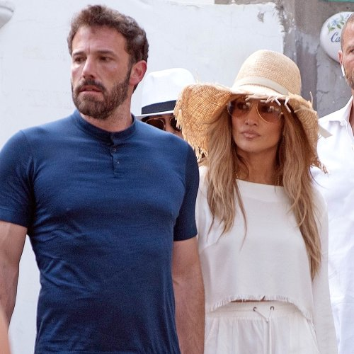 Jennifer Lopez, Ben Affleck and More Stars Living Their Best Lives on Vacation in Italy