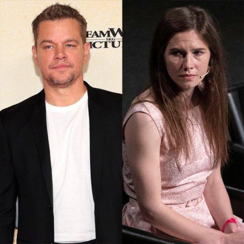 "Amanda Knox Slams Matt Damon's Stillwater Film For Damaging Her ""Reputation"""