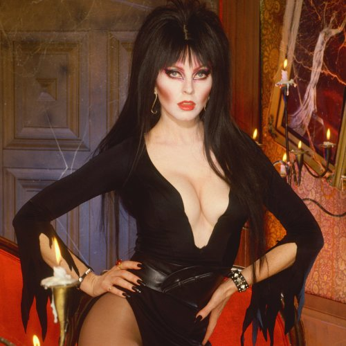 Elvira Pulls Back the Curtain on Her Beloved Halloween Persona, 40 Years Later