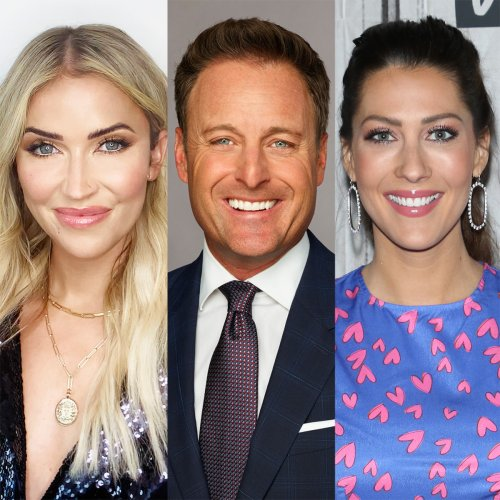 Kaitlyn Bristowe, Becca Kufrin and More Bachelor Nation Stars React to Chris Harrison's Exit