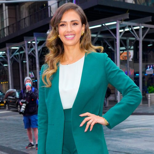 Jessica Alba Reveals the Honest Request 13-Year-Old Daughter Honor Made During Joint Therapy