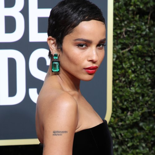 """Zoë Kravitz Calls Out Headlines on Her Appearance: """"Time to Evolve"""""""