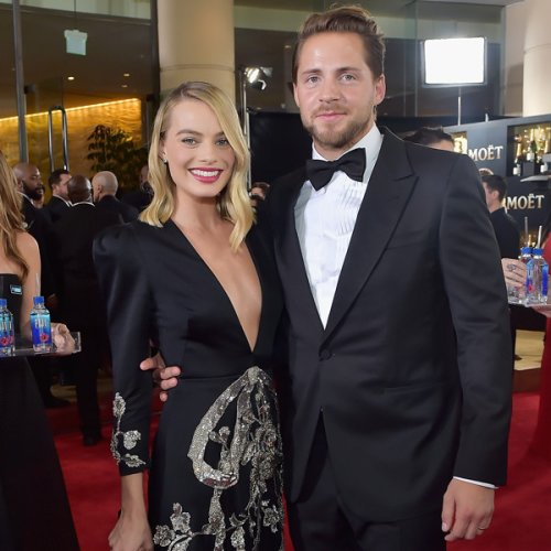 Margot Robbie Enjoys Date Night With Husband Tom Ackerley in Rare Outing Together