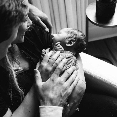 Shawn Johnson Reveals the Name of Her Newborn Baby Boy