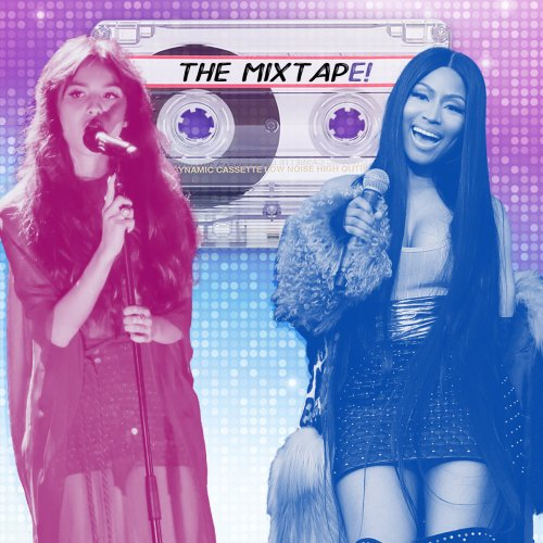 The MixtapE! Presents Nicki Minaj, Olivia Rodrigo, Katy Perry and More New Music Musts