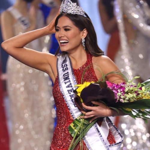 Miss Mexico Andrea Meza Crowned Miss Universe 2021