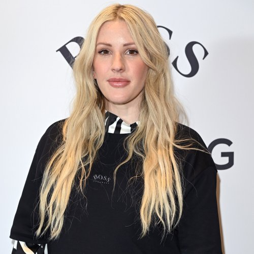 Ellie Goulding's Husband Caspar Shares Rare Photo of the Pregnant Singer
