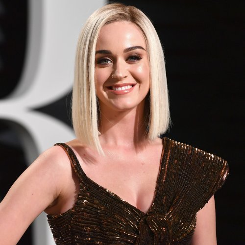 Katy Perry Brings the Nostalgia With Hair Transformation During Glam Night Out With Orlando Bloom