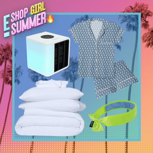 The Cooling Bed Essentials You Need for Warm Summer Nights