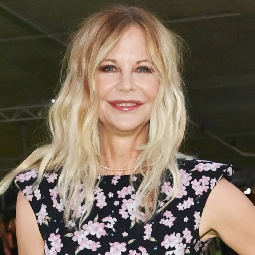 Meg Ryan Stuns in Sexy Floral Dress During Rare Red Carpet Appearance
