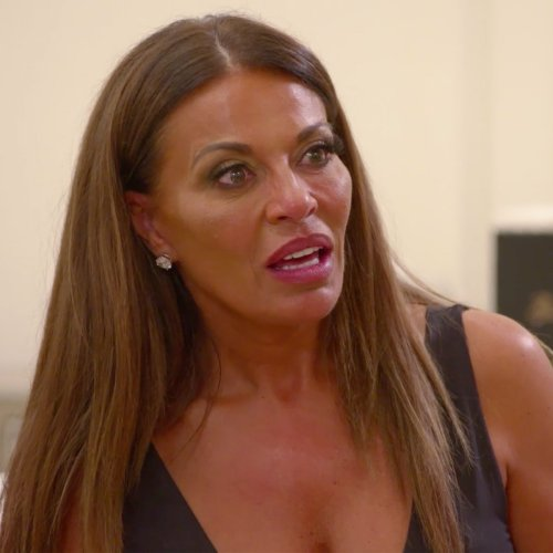 See Dolores Catania Get Bad News From a Psychic in This RHONJ Preview
