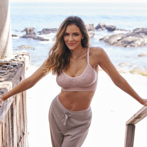 """Katharine McPhee Shares How Baby Rennie Gave Her """"Gift"""" of Being """"at Peace"""" with Her Body"""