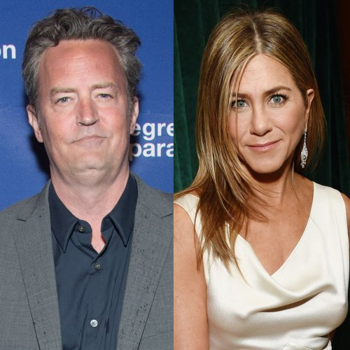 """Jennifer Aniston Says She """"Didn't Understand"""" Matthew Perry's """"Self-Torture"""" While Filming Friends"""