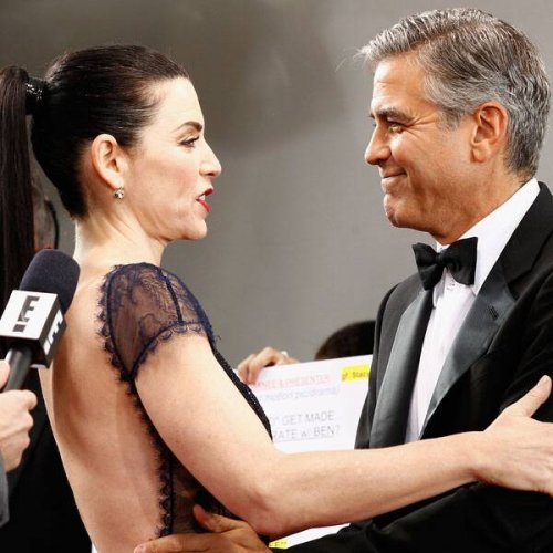 Watch Julianna Margulies Explain How George Clooney Saved Her Career With One Phone Call