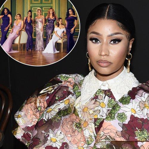 Karen Huger Says Nicki Minaj Put This Housewife on Blast During the RHOP Reunion