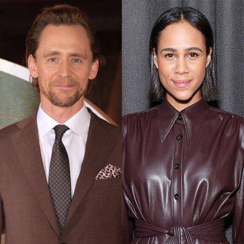Tom Hiddleston and Zawe Ashton Appear to Confirm Their Romance at Tony Awards