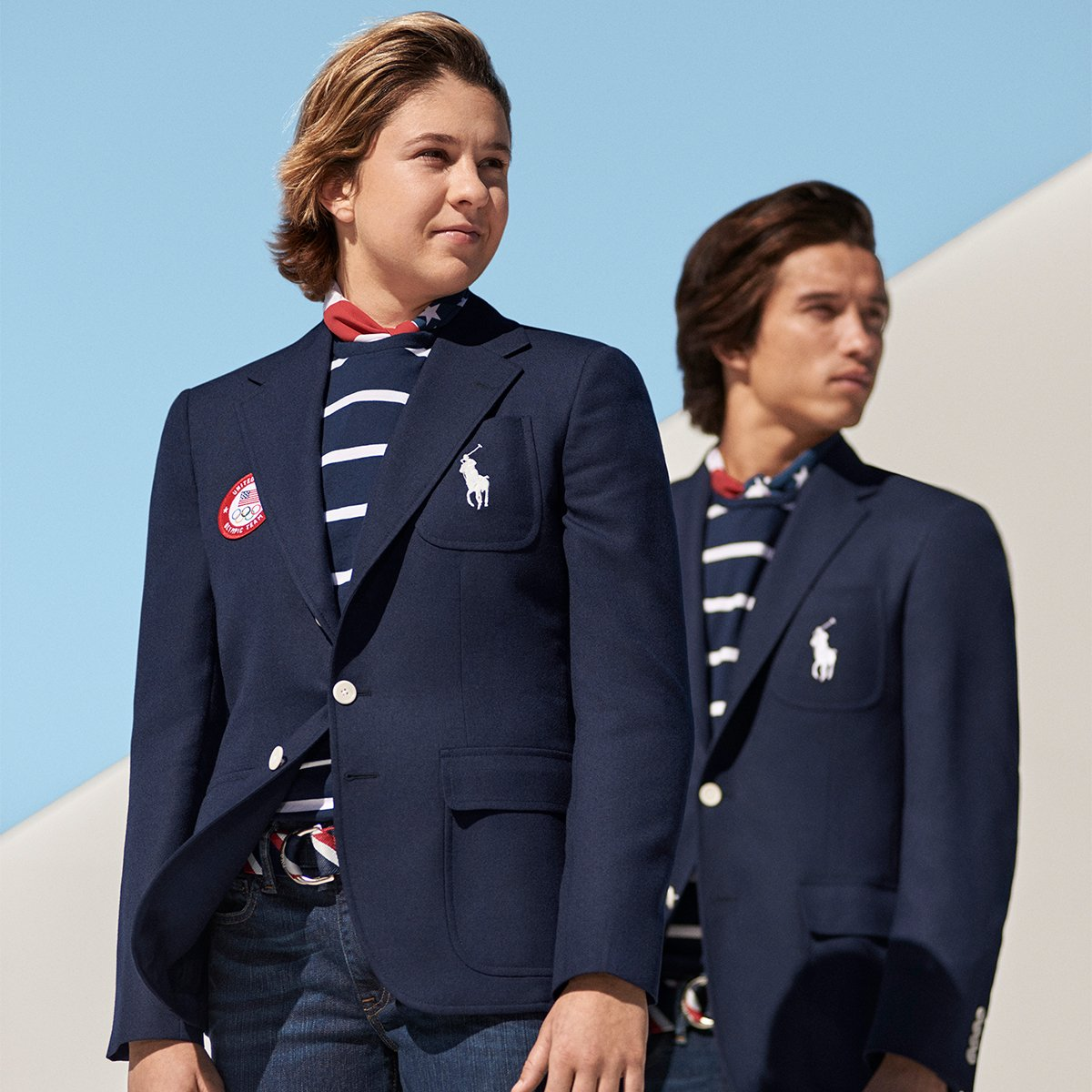 Ralph Lauren Debuts Team USA's Uniforms: How He Struck Gold With the Opening & Closing Ceremony Looks