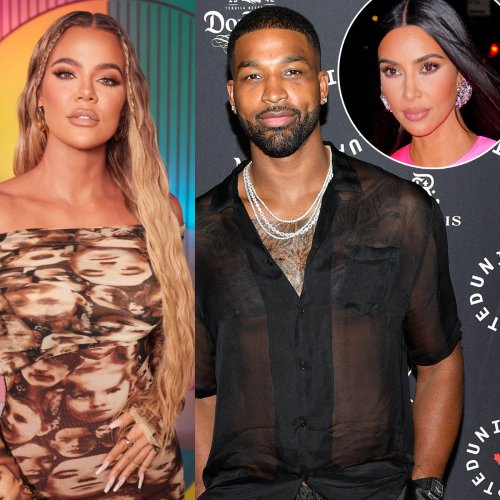 "Khloe Kardashian Praises Tristan Thompson's Tribute to Sister Kim: ""Beautifully Said"""