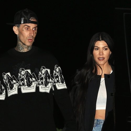 You Have to See Travis Barker's Jaw-Dropping Mother's Day Gifts for Kourtney Kardashian
