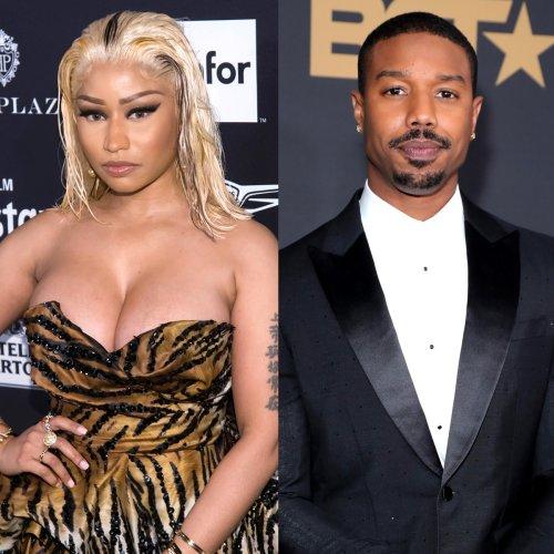 Nicki Minaj Calls On Michael B. Jordan to Rename His Rum Brand With Ties to Caribbean Culture