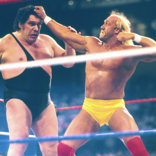 Hulk Hogan Relives His History-Making WrestleMania Match With André the Giant