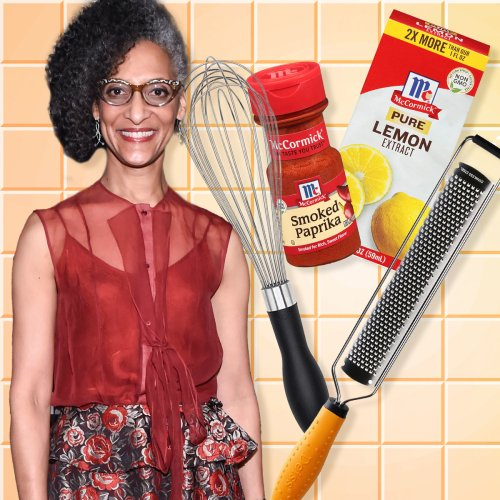 Carla Hall Shares What's in Her Pantry