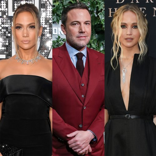 "Listen to Jennifer Lawrence Share the ""Breaking F--king News"" of Ben Affleck and Jennifer Lopez Reunion"