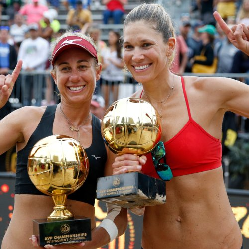 Olympic Volleyball Player April Ross Has an Urgent Health Message That You Need to Hear