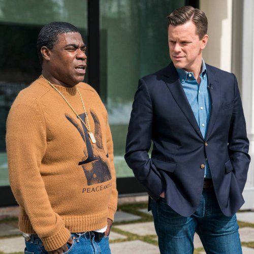 Why Tracy Morgan Had Today's Willie Geist Call the Cops in the Middle of Their Interview