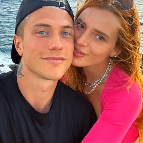 Bella Thorne Buys Fiancé Benjamin Mascolo an Engagement Ring: See the Diamond Piece