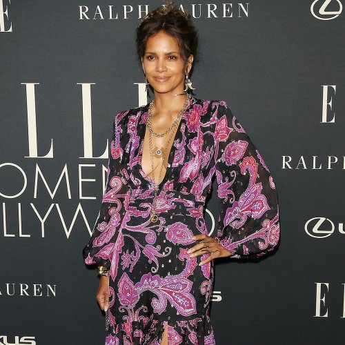 Halle Berry, Hailey Bieber and More Turn Heads at ELLE's 2021 Women in Hollywood Event