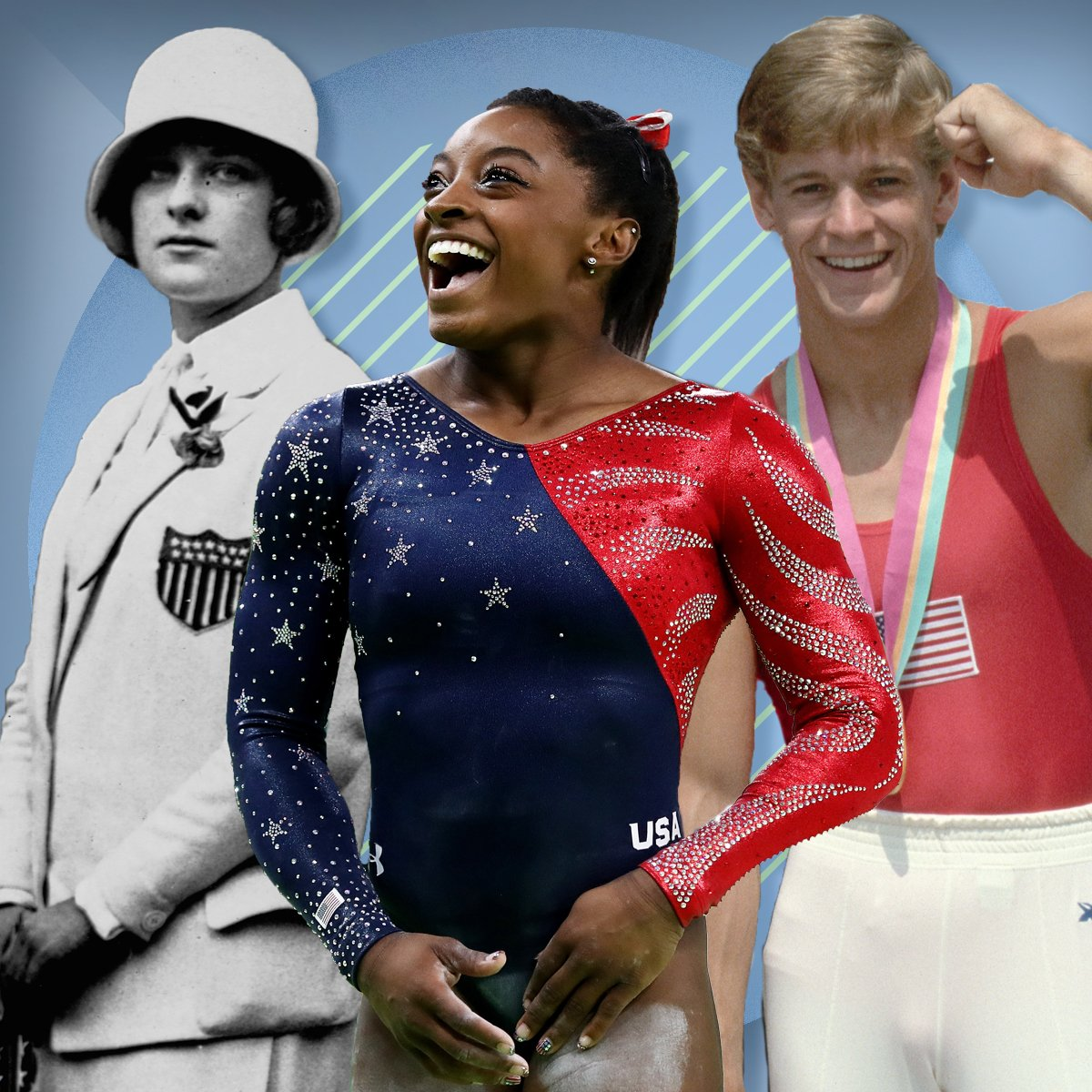 You Won't Believe How Team USA's Olympic Uniforms Have Evolved Over the Years