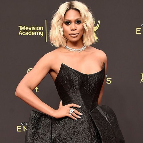 Laverne Cox Named Host of E!'s Red Carpet Award Show Coverage