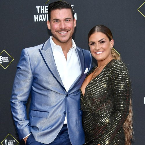 """Brittany Cartwright Fires Back at Critics Claiming She Looks """"Pregnant"""" in Red Carpet Photo"""