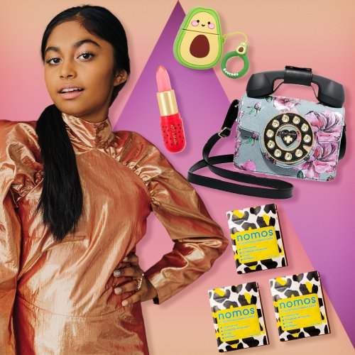 Sway Bhatia Shares What's in Her Bag