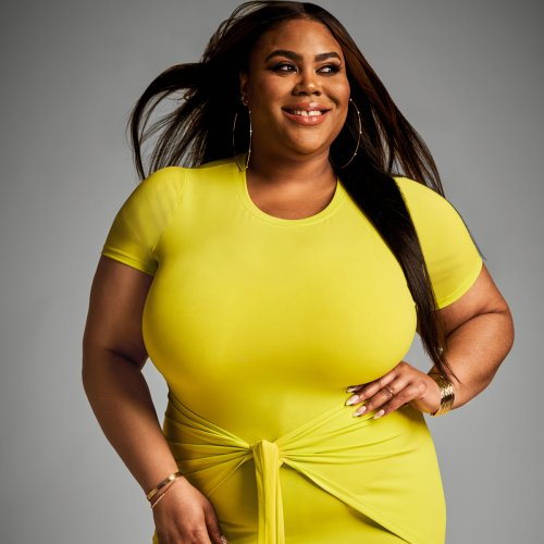 E!'s Nina Parker Wants You to Feel Like a Boss—So She Created a Plus-Size Line That Does Just That